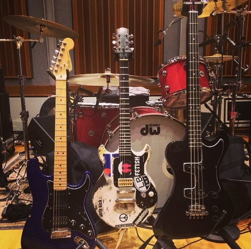 Foo Fighter's Gear