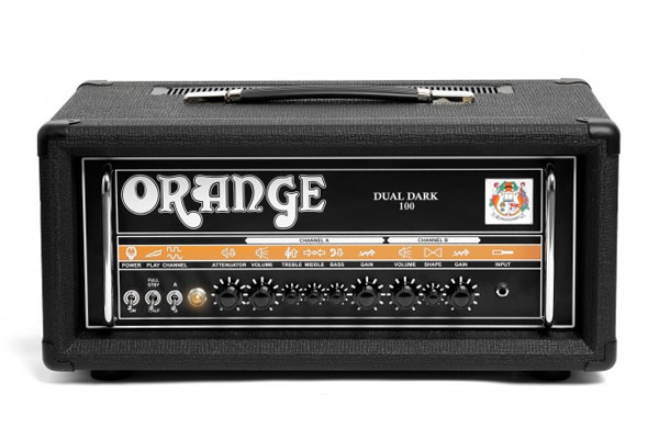 Orange Dual Dark 100 Tube Amp Head
