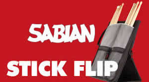 Sabian - Stick Flip. The Stick Bag That Stands
