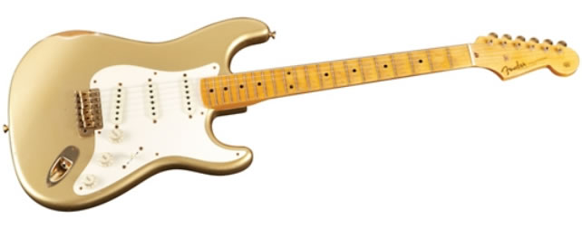 Fender Custom Shop 1955 Stratocaster Relic Masterbuilt by Dale Wilson