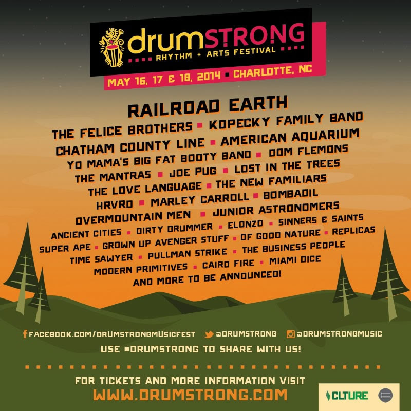 Drumming to Beat Cancer: The DRUMSTRONG Rhythm & Arts Festival