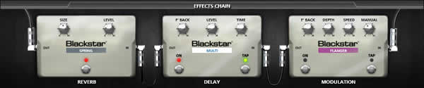 Blackstar ID:Core Effects Software