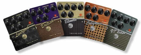 Applications for Amp in a Box Pedals