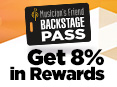 Musicians Friend Backstage Pass
