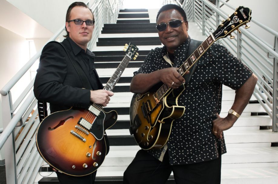 Joe Bonamassa and George Benson