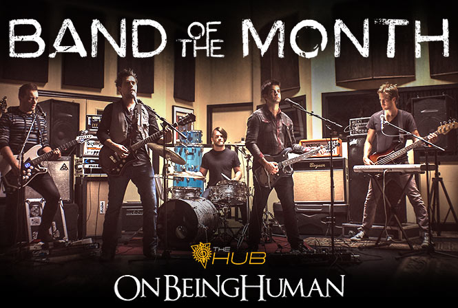January Band of the Month - On Being Human