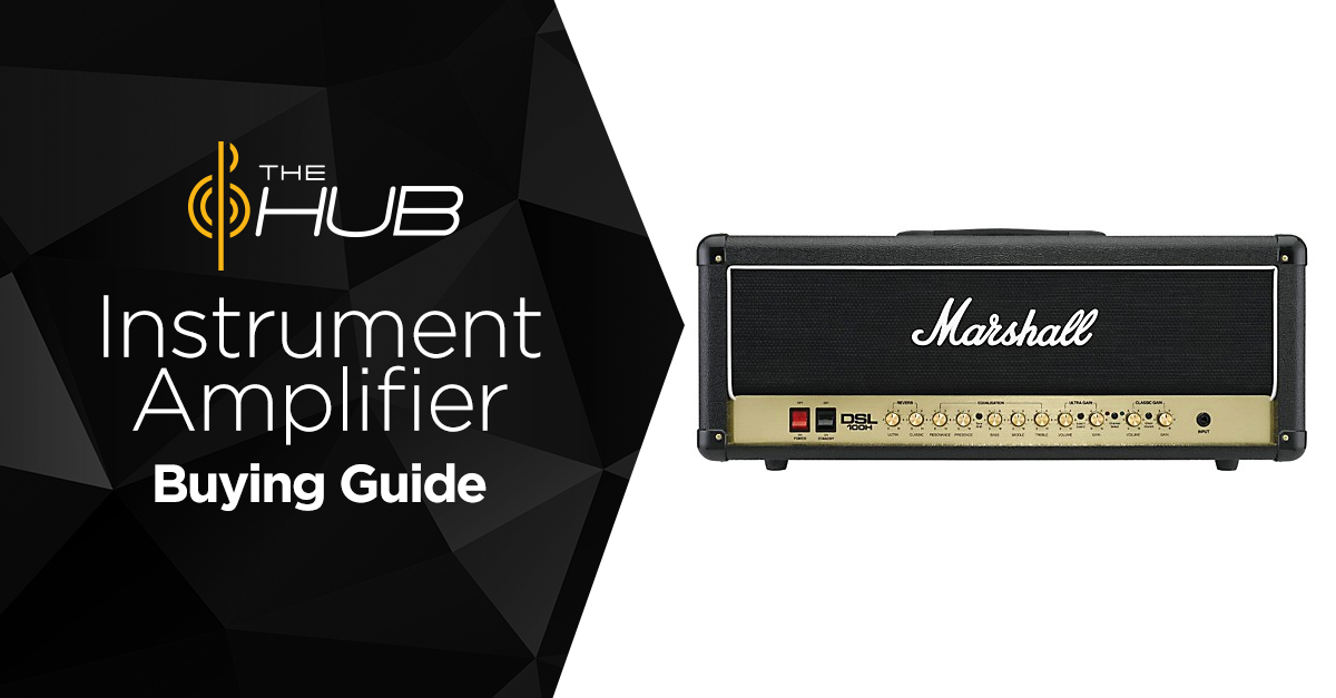 Instrument Amplifier Buying Guide