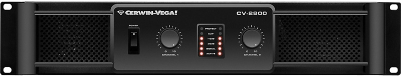 Cerwin Vega CV-2800 Power Amp
