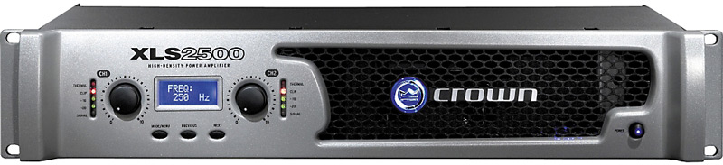 Crown XLS2500 Drivecore Power Amp