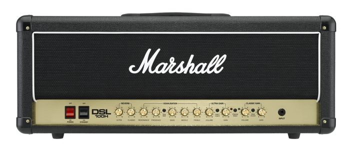 Marshall DSL100H Guitar Amp Head