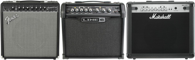 7 Popular Guitar Amps Under 200 Dollars