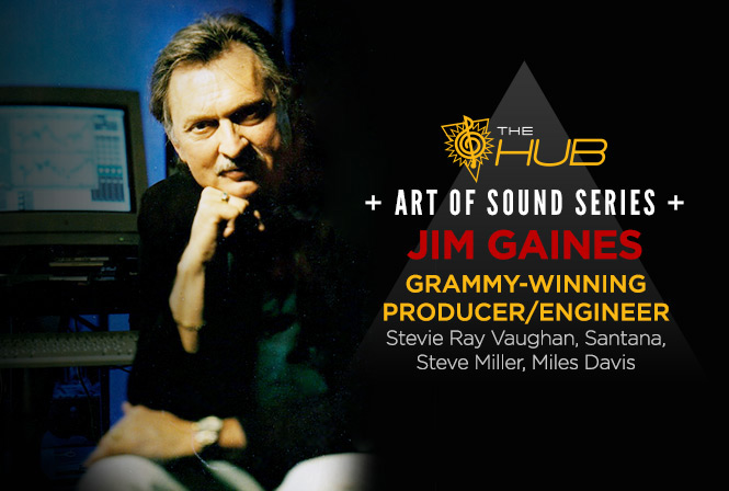 Interview: Art of Sound Jim Gaines