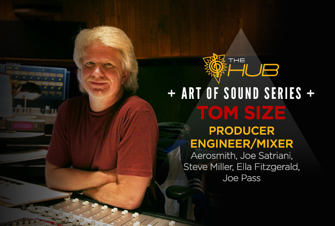 Art of Sound: Tom Size