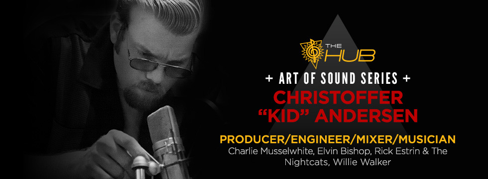 Christoffer Kid Andersen Interview