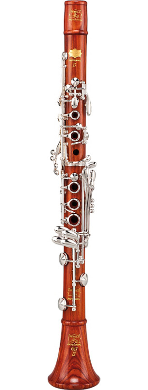 Patricola Model CL7 C clarinet