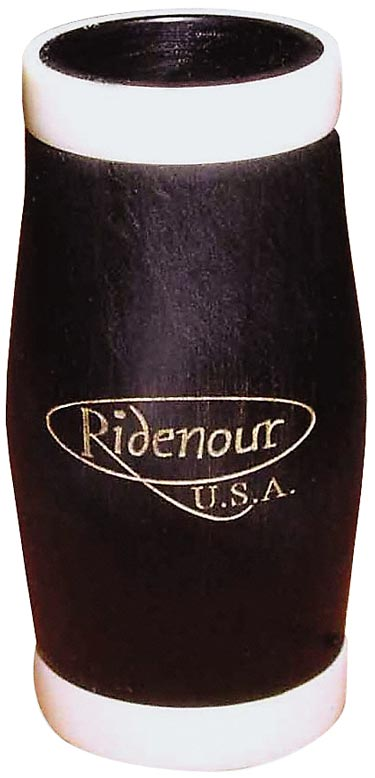 Ridenour Ivorolon clarinet barrel