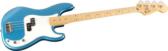 Fender Precision P-Bass guitar baby blue