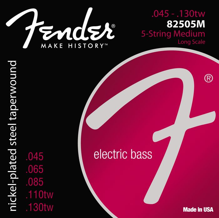 Fender Taperwound strings