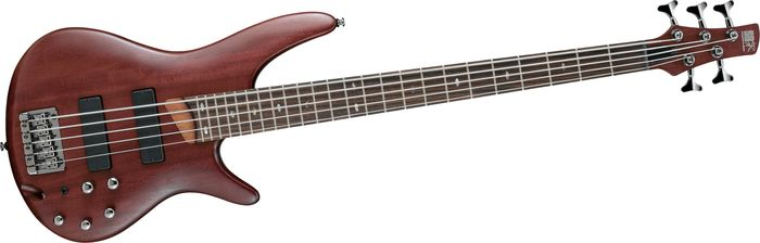 Ibanez SR505 5-string bass guitar