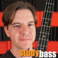 Andrew Pouska of Study Bass