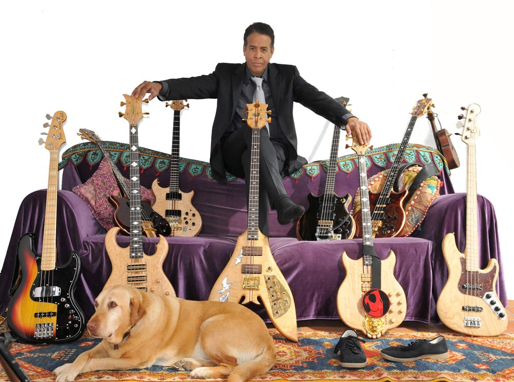 Stanley Clarke Bass Guitars