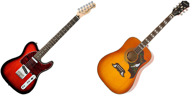 best guitars for beginners the hub. Black Bedroom Furniture Sets. Home Design Ideas