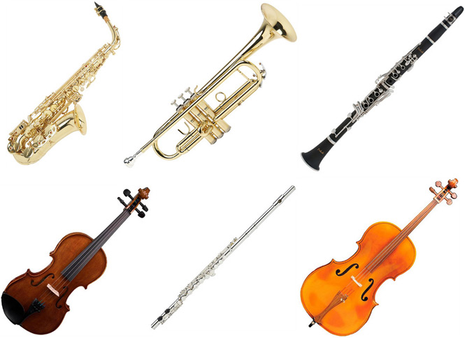 The Best Instruments to Learn Based On Age
