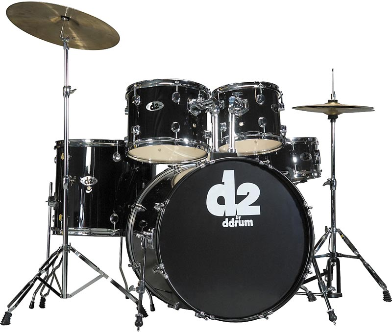 ddrum D2 5-Piece Kit