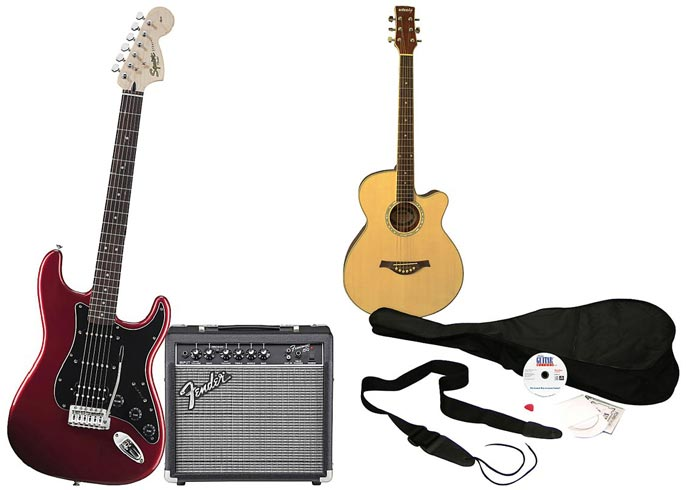 Guitar Pack Buying Guide