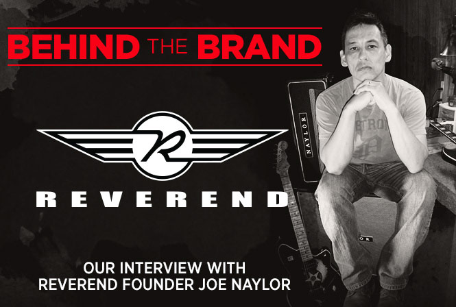Interview with Reverend Founder Joe Naylor