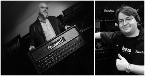 Behind the Brand: Joe Delaney and Mike Fortin of Randall Amplifiers