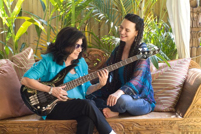 Behind the Brand: Yvonne de Villiers of Luna Guitars