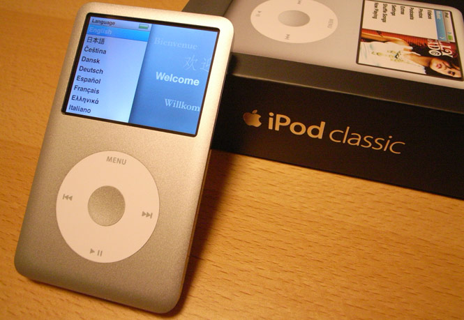 Apple Quietly Pulls Plug on iPod Classic