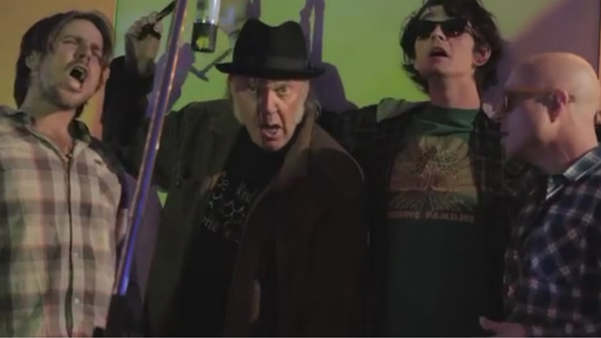 Neil Young Targets GMOs with New Video