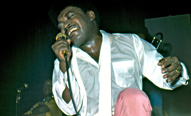 RIP: Southern Soul Singer Percy Sledge