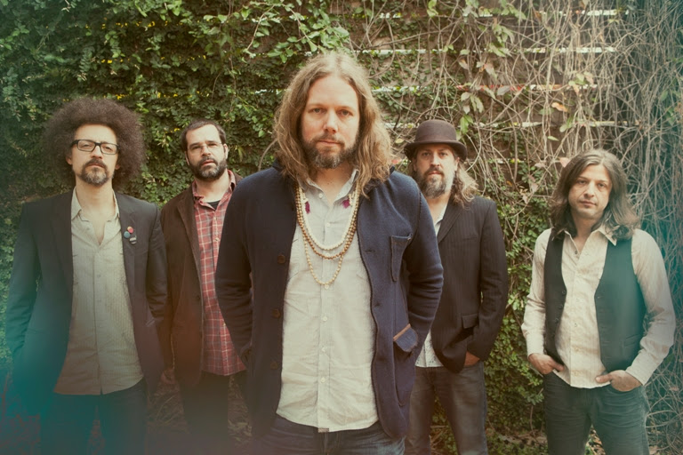Rich Robinson's New Solo LP Ready to Go