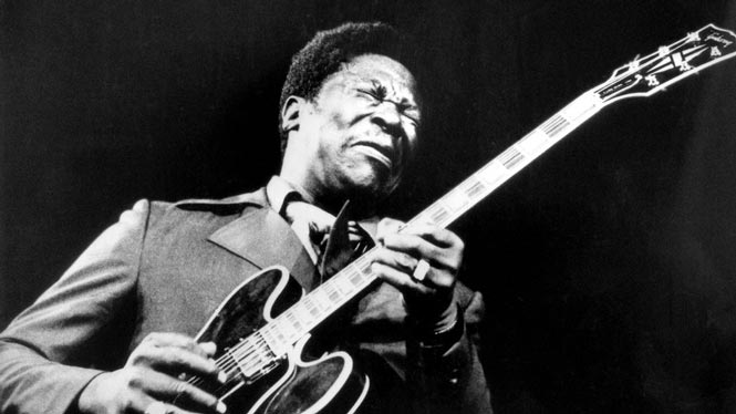 Blues Titan B.B. King Dead