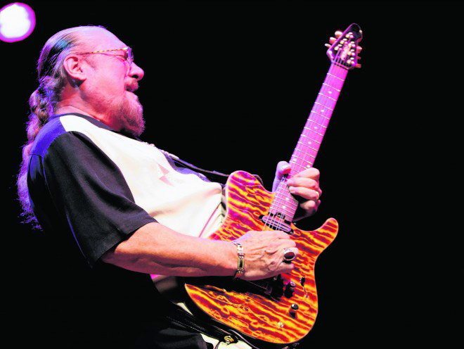 Steve Cropper: The Stax Legend Looks Back on a Stellar Career