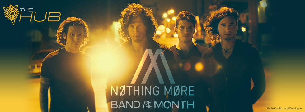 Band of the Month - Nothing More