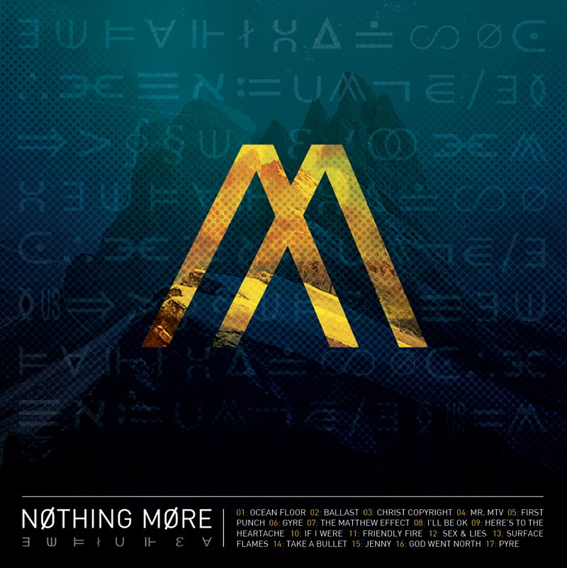 Nothing More Album Cover