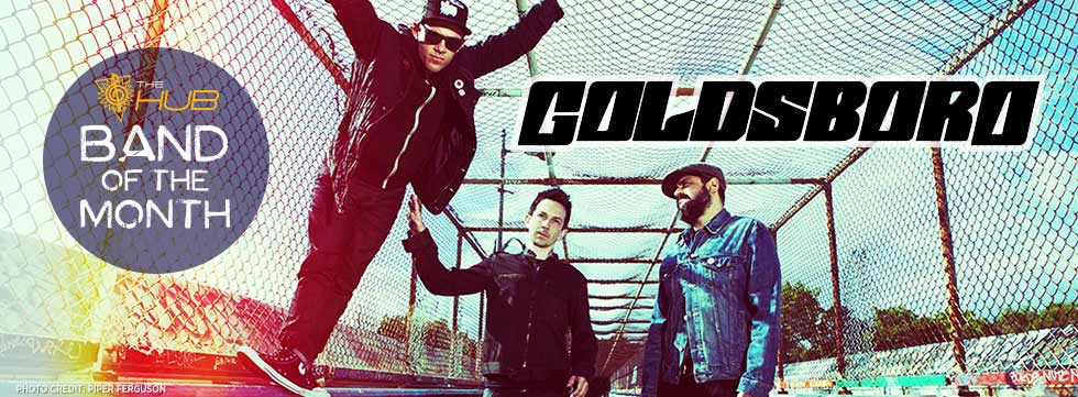 August Band of the Month - Goldsboro