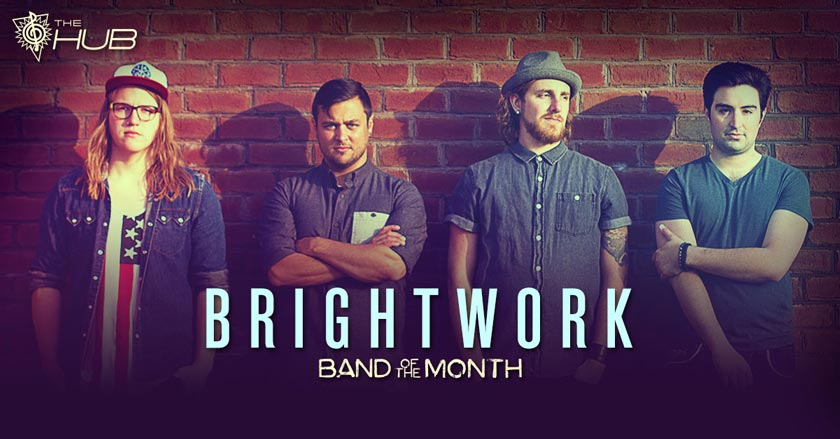 Band of the Month – Brightwork