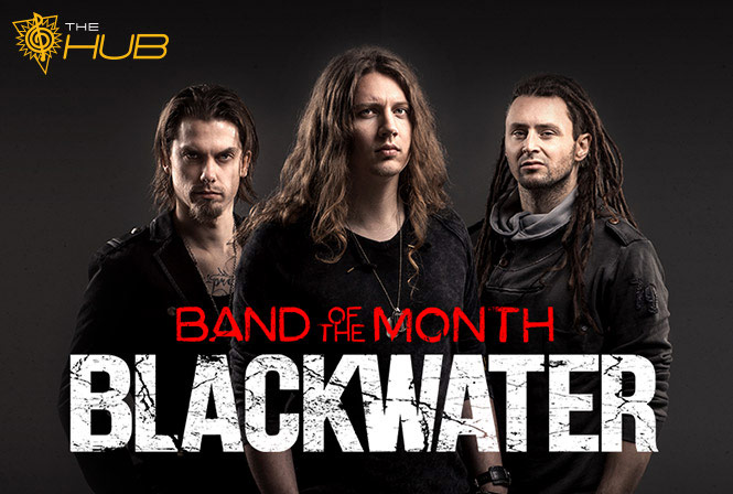 Blackwater: October Band of the Month