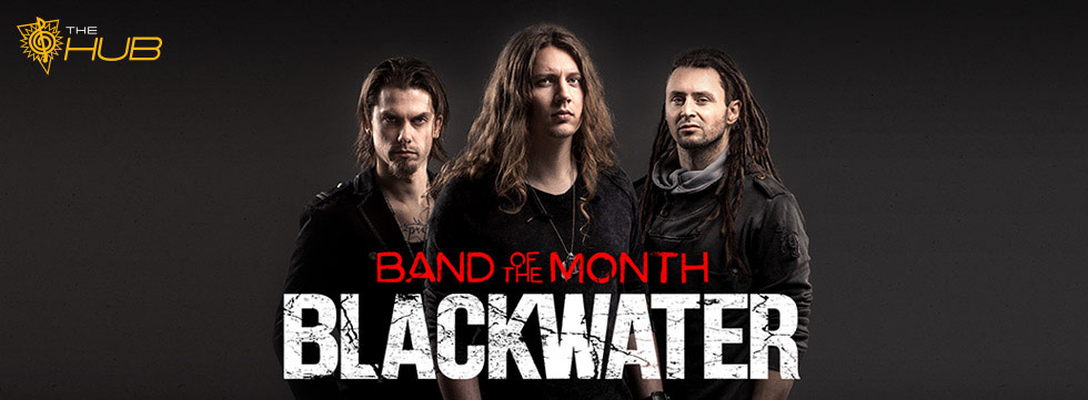October Band of the Month - Blackwater