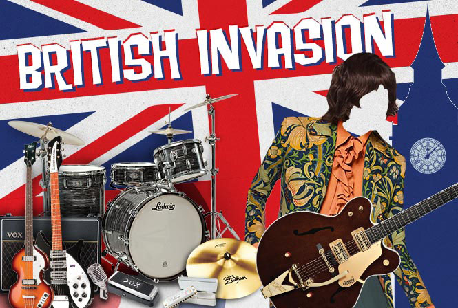 The British Invasion: How it Changed the Lives of 24 Music Pros