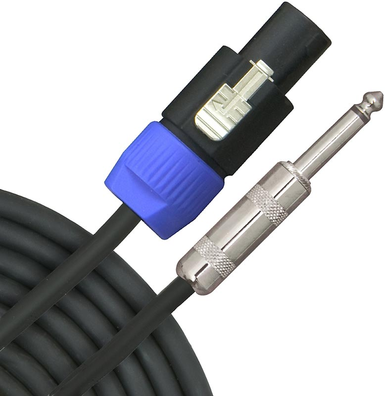 live wire elite 12 gauge speakon to 1 4 inch speaker cable 778x800 audio cable buying guide audio cable buying guide speakon to 1/4 wiring diagram at edmiracle.co