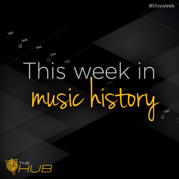 This Week in Music History: September 29