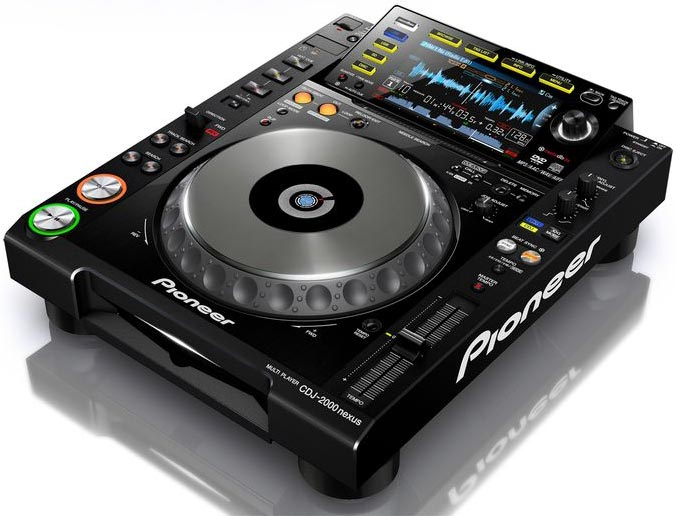 Pioneer CDJ-2000 Nexus DJ Media Player