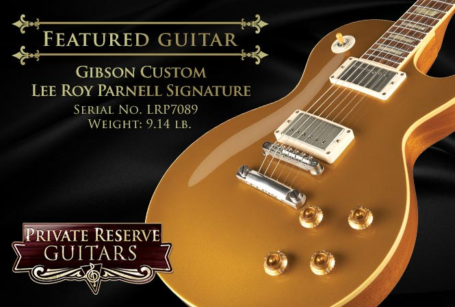 Gibson Custom Lee Roy Parnell Signature '57 Goldtop
