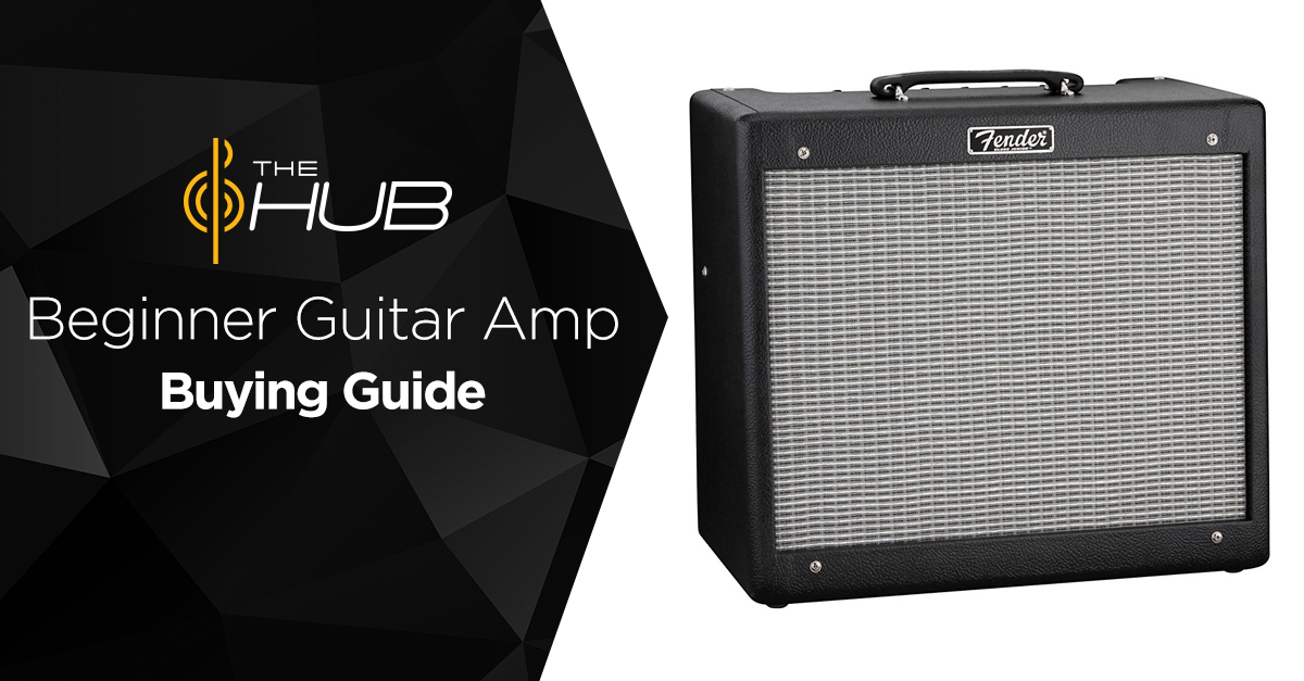 What's a Good Guitar Amp for a Beginner?